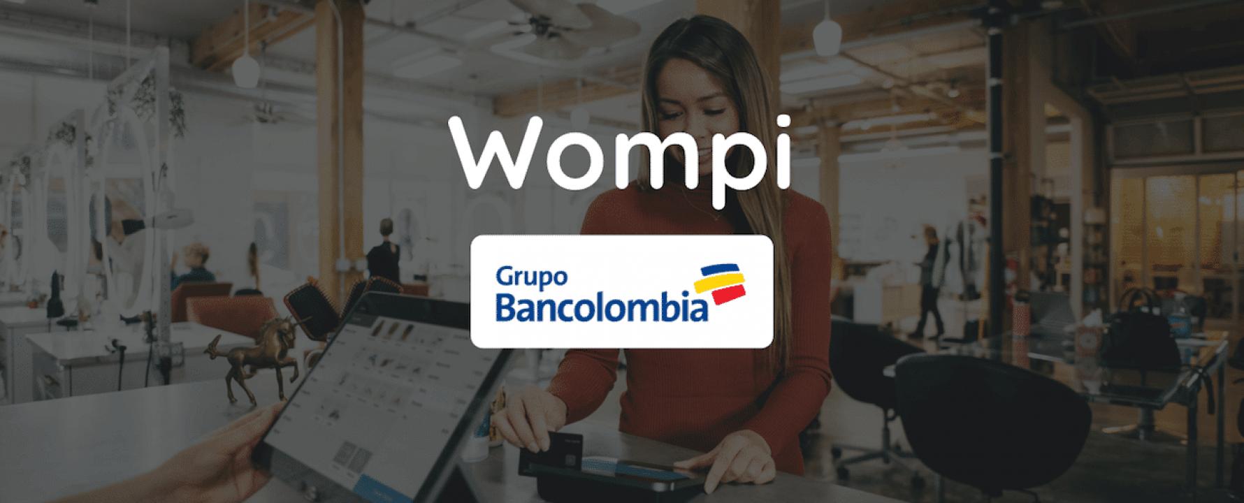 wompi grupo bancolombia